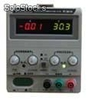 Alimentation variable numerique simple 36v/10a