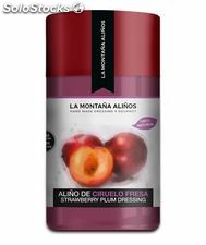 Aliño ciruelo fresa/strawberry plum dressing