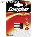 Alkaline battery 27A 12 v 2-blister