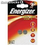 Alkaline battery LR43 1.5 v 2-blister