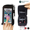All in 1 Purse Touch Brieftasche
