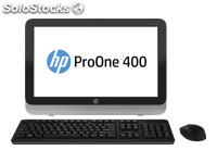 "All in One - hp aio ProOne 400 G1 i5-4590T 4GB/500GB dvdrw 19.45"" W7 Pro"