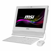 All in one msi ap1622et-037xeu - intel 1037u 1.8ghz - 4gb - 500gb -