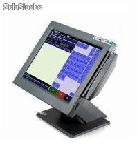 All in one touch pos