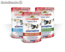 Almo nature cat alternative 55 Gr. Caballa de Indonesia