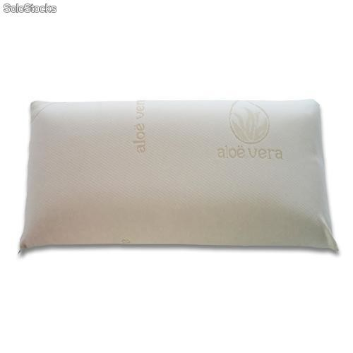 Almohada bloque viscoelastica 135 cm - visco calidad superior