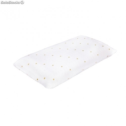 Almohada Bruselas - Color - Blanco, Medidas - 105