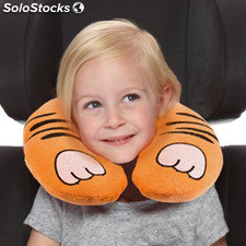 Almohada Cervical Infantil Animales Junior Knows