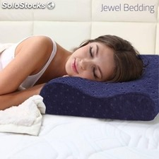 Almohada Viscoelástica con Funda Jewel Bedding