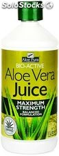 Aloe Vera Pura maximum de jus d'Aloe alimentation 1L
