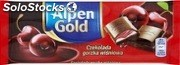 Alpen Gold stuffed with straberry