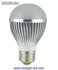 alta brillo focos led,e27,3w