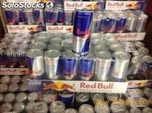 Alta calidad Red Bull Energy Drinks (azul, plata)
