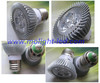 alta potencia lampara led 3W GU10/E27/MR16/GU5.3
