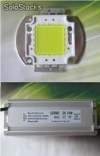 Alta potencia led Chip 100w +100w led driver ip67