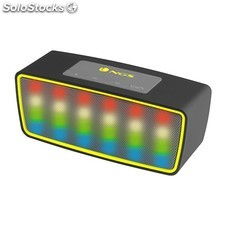 Altavoces 1.0 ngs roller glow black bluetooth PGK02-A0012494
