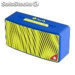 Altavoces 1.0 ngs roller joy blue bluetooth