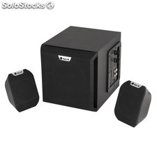 Altavoces 2.1 ngs cosmos -