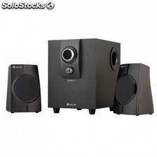 Altavoces 2.1 NGS string - 40w pmpo - 12w total rms - control volumen / graves