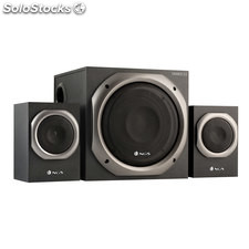 Altavoces 2.1 ngs trance -