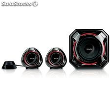 Altavoces 2.1 Philips SPA5300/10 hi-fi negro