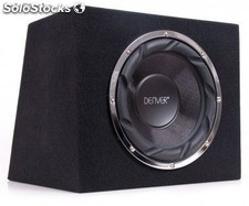 altavoces - 400W Car Subwoofer Hifi Boombox Denver
