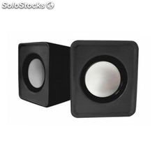 Altavoces approx! Appspx1b negro