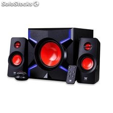 Altavoces gaming 2.1 Woxter Big Bass 260FX SO26-054