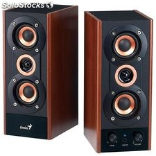 Altavoces Genius sp-HF800A 20W 3-way