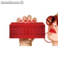 Altavoces jambox red dot