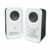 Altavoces logitech multimedia speakers z150 - 2.0 - 3w rms - control