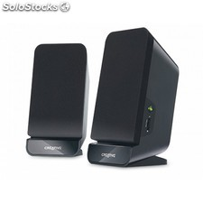 Altavoces Portátiles Creative Technology 222645 2W 2.0 Negro