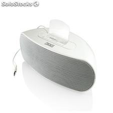 Altavoz 3GO Dock Bluetooth Z-One Blanco