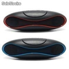 Altavoz bluetooth colores