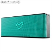 Altavoz Bluetooth energy sistem 426690 Music Box B2 2.0 6W verde