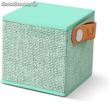 Altavoz bluetooth Fresh 'n Rebel Rockbox Cube Pepermint