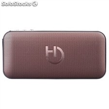 Altavoz Bluetooth Hiditec SPBL10002 harum st 2.0 10W rms sd+pw bt 4.1 Rosa