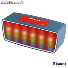 Altavoz bluetooth ngs roller glow