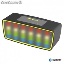 Altavoz bluetooth ngs roller glow black - 3W - alcance 10M - func. Manos libres