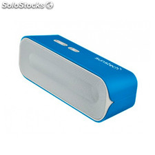 Altavoz Bluetooth Portátil Sunstech SPUBT770 6W Azul