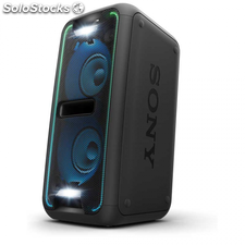 Altavoz Bluetooth sony gtx-XB7 700W usb nfc luces led diseño bidireccional negro