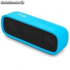Altavoz bluetooth SPC bang 4403a - 2 altavoces 3w - bt 2.1 - alcance 10m -
