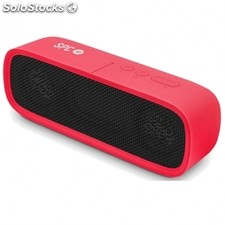 Altavoz bluetooth spc bang 4403R - 2 altavoces 3W - bt 2.1 - alcance 10M -