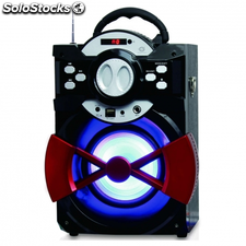 Altavoz inalambrico CONCEPTRONIC party cspkbtbassparty - bt2.1 - 20w - fm -