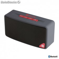 Altavoz inalambrico ngs roller joy gray - bluetooth - 3W- radio FM - usb -