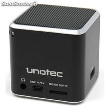 Altavoz maxcube plus usb/radio