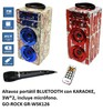 altavoz portatil bluetooth