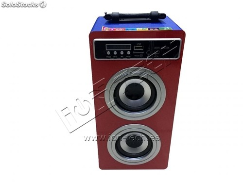 Altavoz portatil mp516