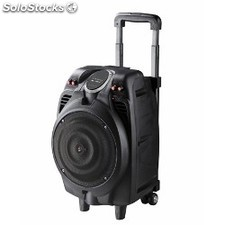 Altavoz Sunstech Masive S10BK Trolley