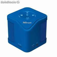 Altavoz trust urban muzo wireless bluetooth blue - MP3 - micro sd - func. Manos